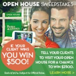 Better Homes and Gardens Real Estate® is Celebrating its Open House Month